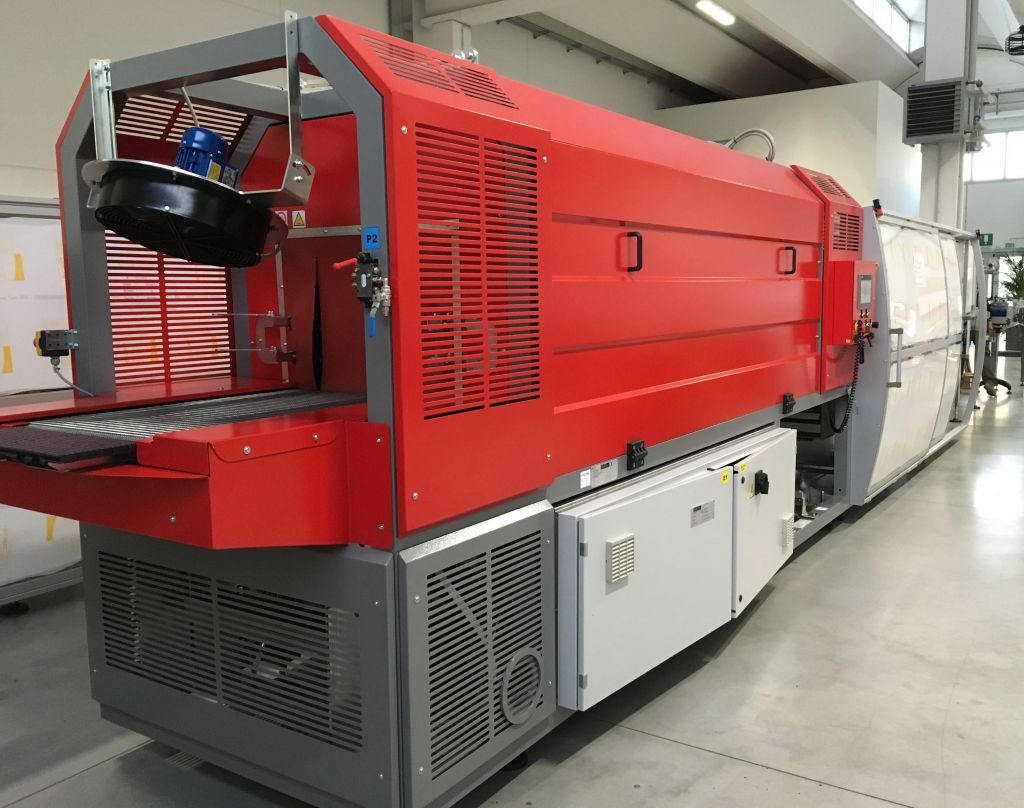Shrink Wrappers machine